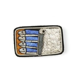 Macon & Lesquoy Tin of Sardines Pin