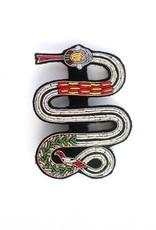 Macon & Lesquoy 'Snake' Pin