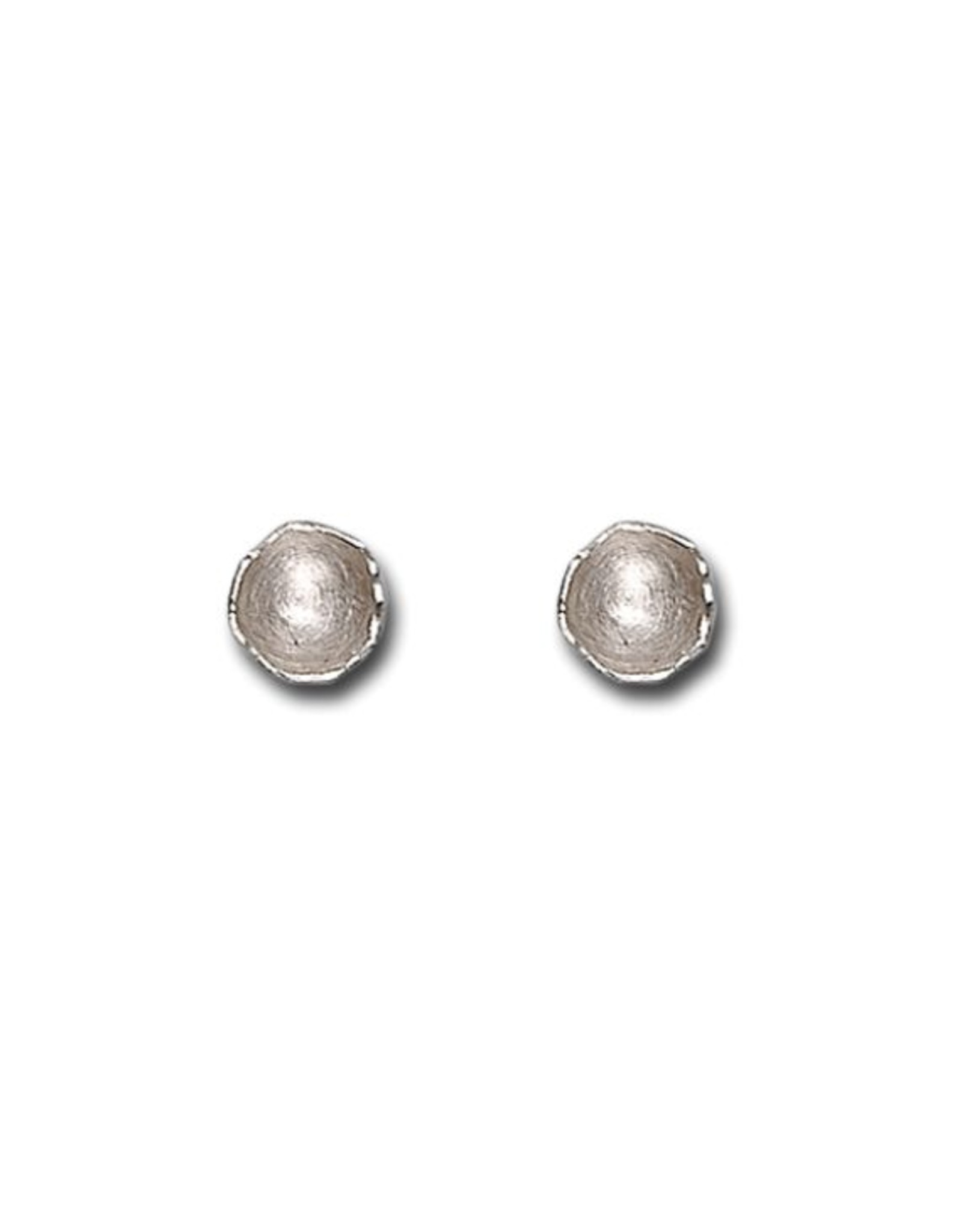 Himatsingka Fragment Silver Earrings - Small