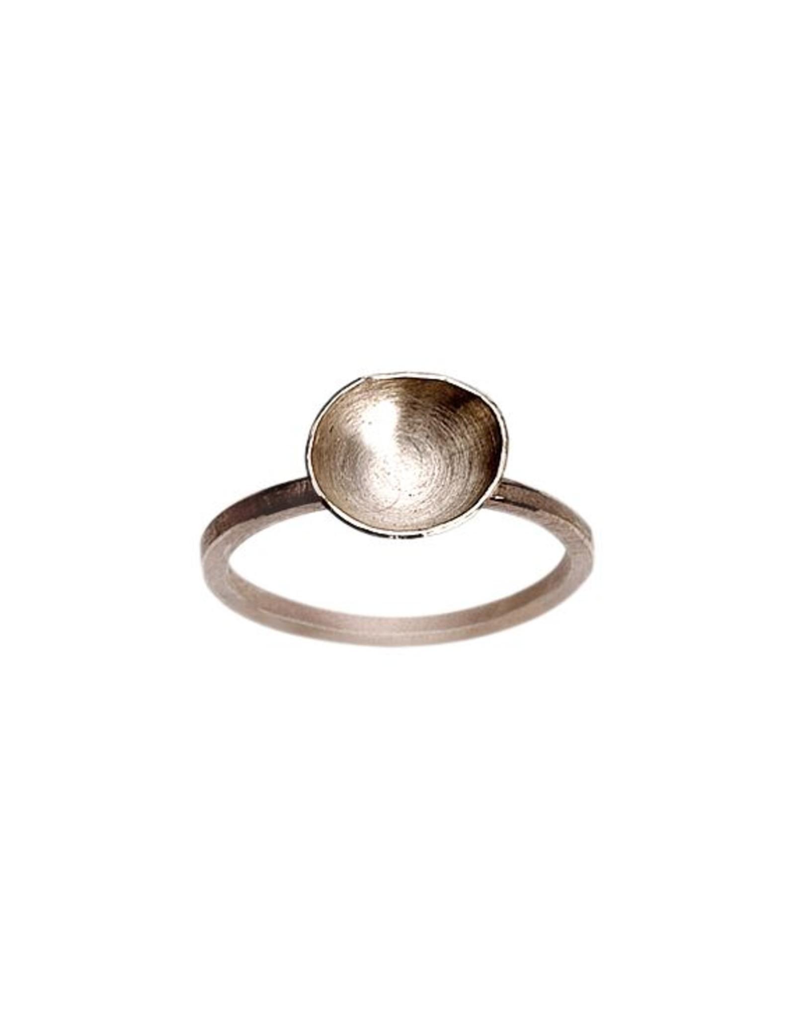 Himatsingka Fragment Silver Ring