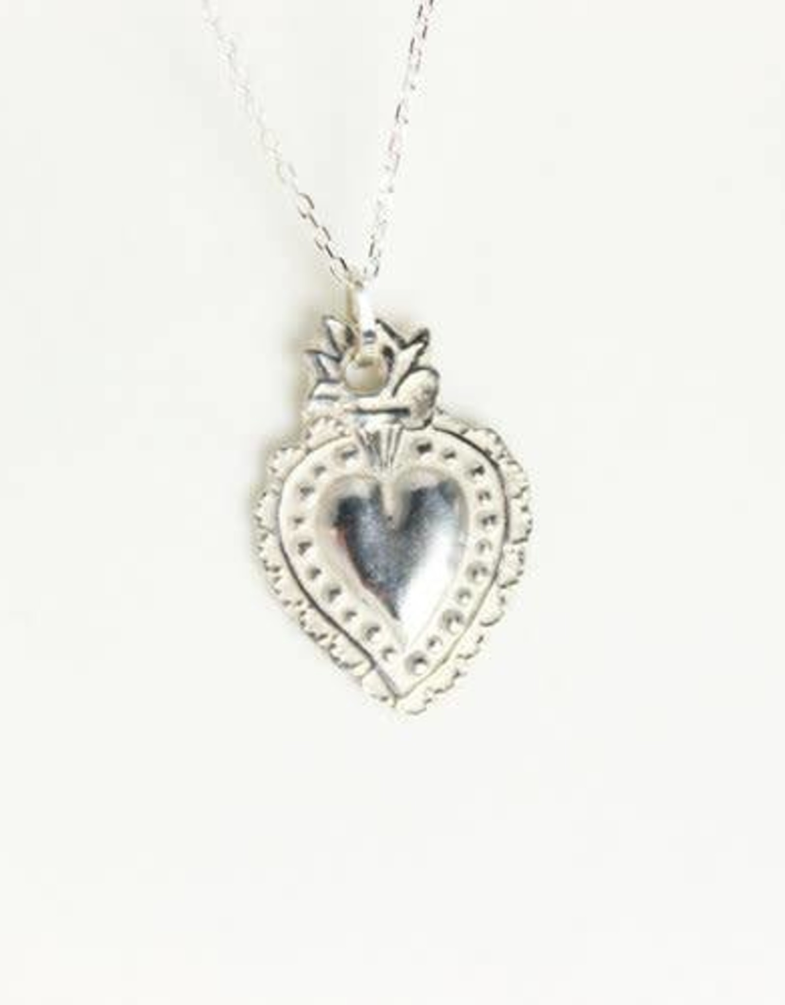 Robin Haley Jewelry Milagro (Miracles) Artifact Necklace