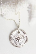 Robin Haley Jewelry The Compass Artifact Necklace