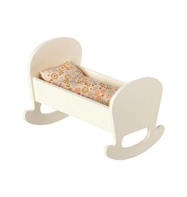 Maileg Micro Mouse Cradle