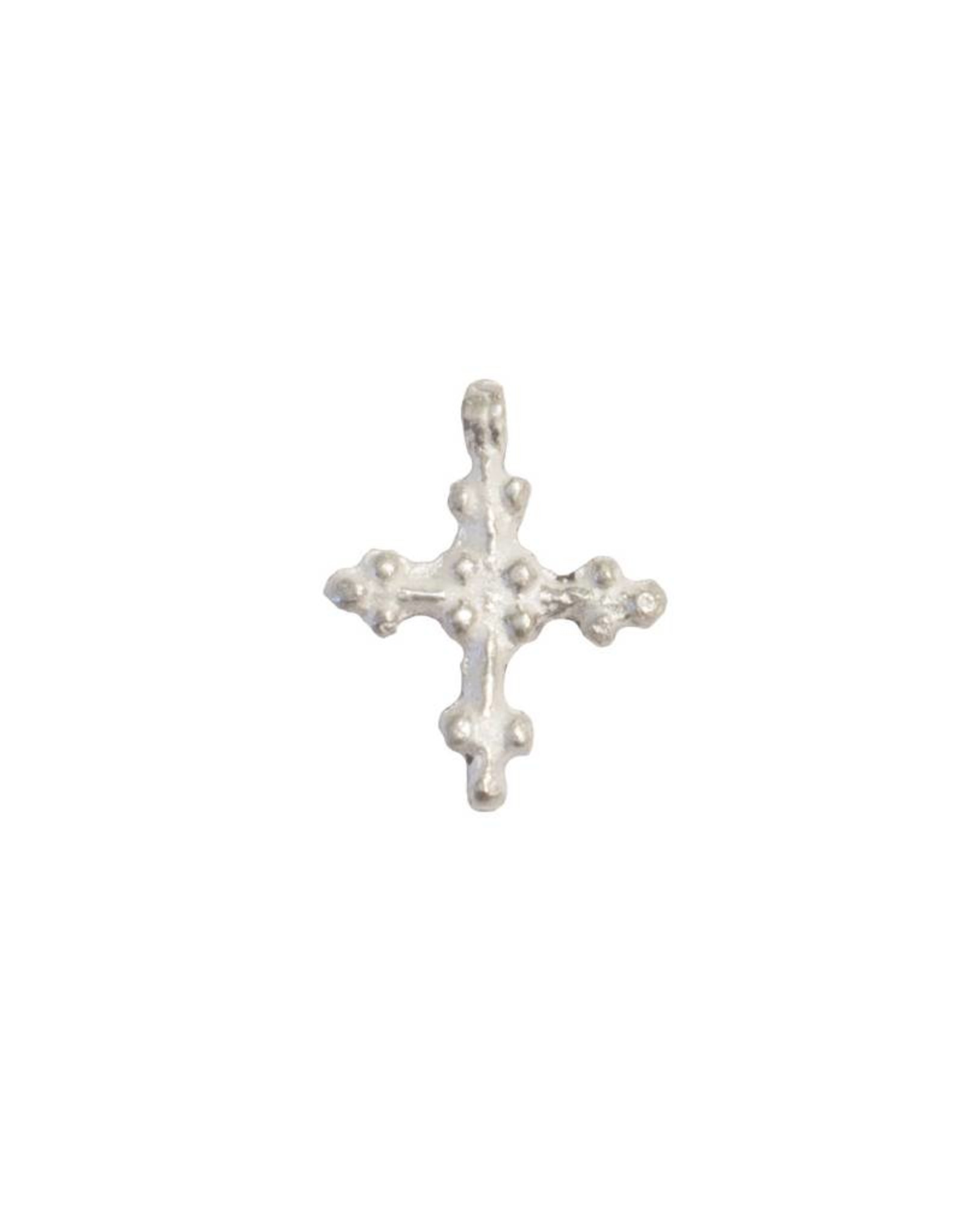 Robin Haley Jewelry Large Nordic Cross Artifact Necklace - Double-Sided