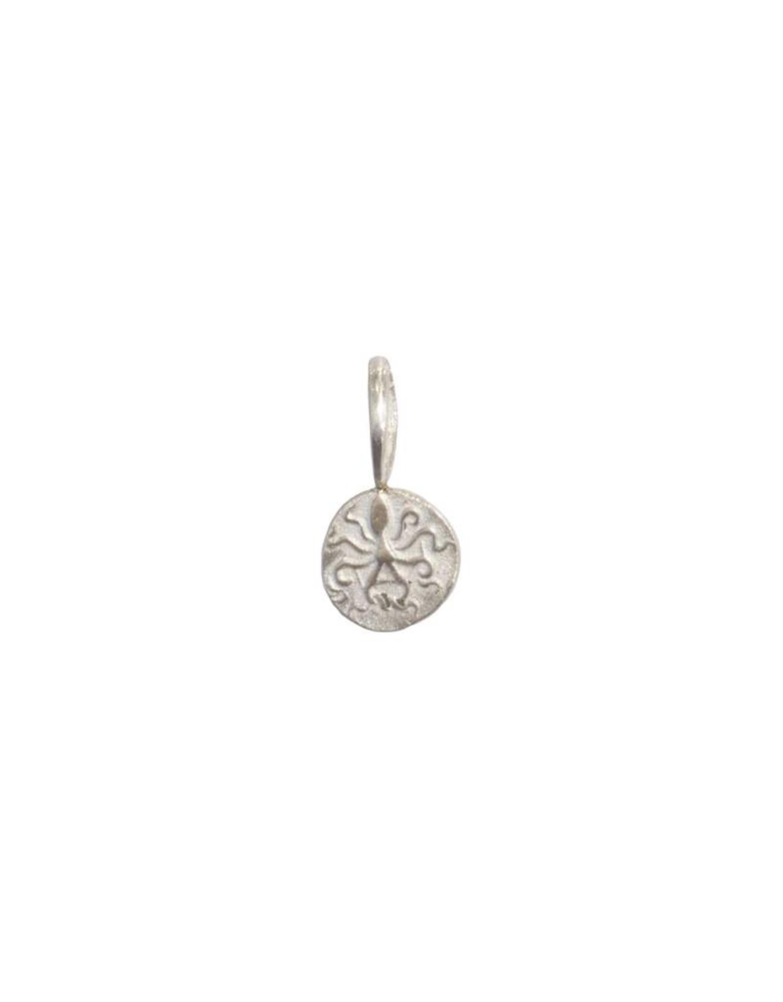 Robin Haley Jewelry Octopus (Balance)   Motherhood Artifact Necklace - Double-Sided