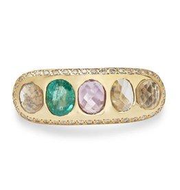 Scosha Frida Pastel Ring