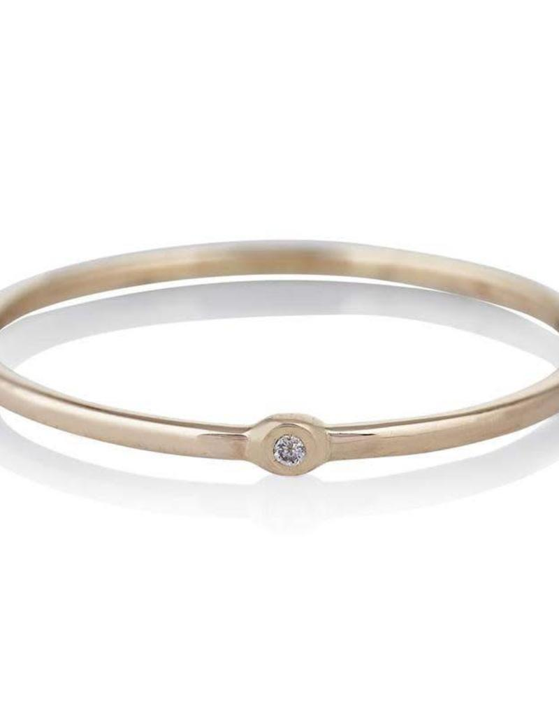 Scosha Memory Ring - Diamond