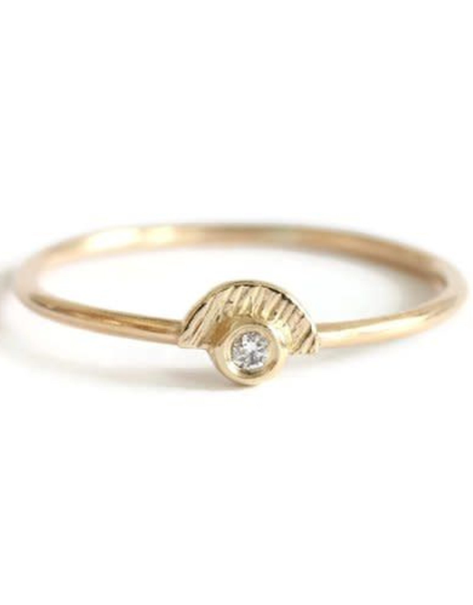 Lio & Linn Sunshine Diamond Ring