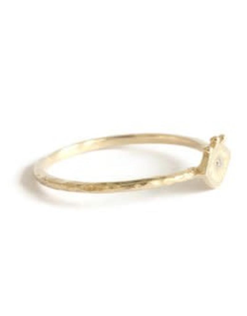 Lio & Linn Tiny Eye Ring