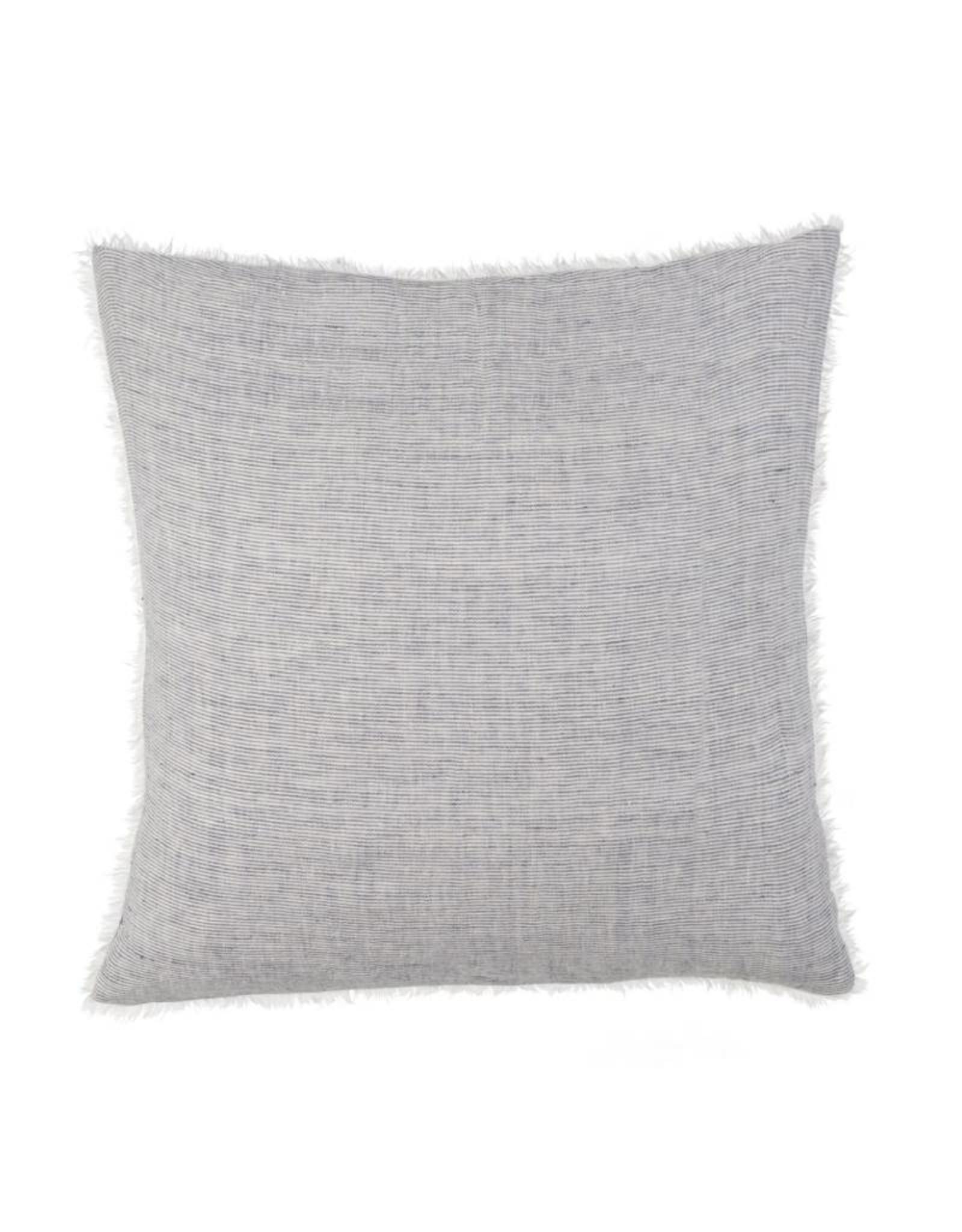Indaba Lina Linen Pillow - Stripe
