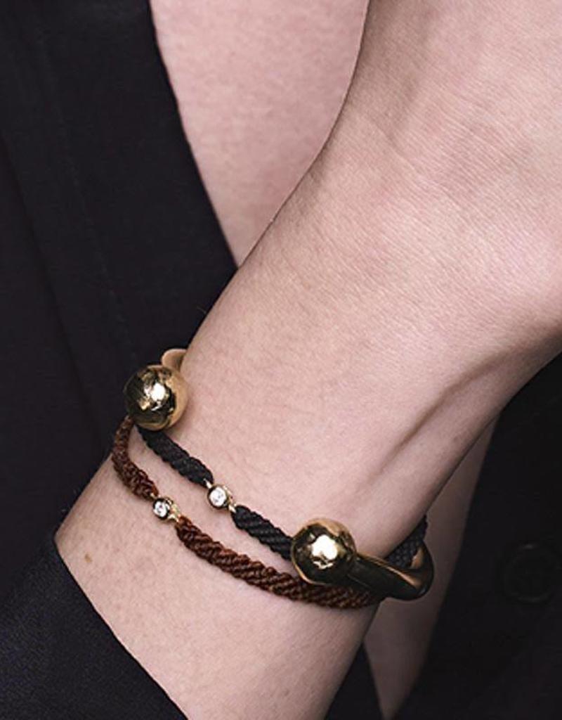 Scosha Classic Diamond Bracelet - Rose