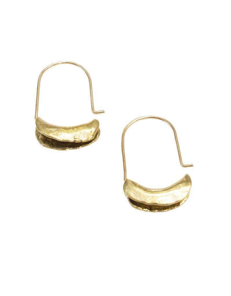 Satomi Studio Arma Hoop Earrings