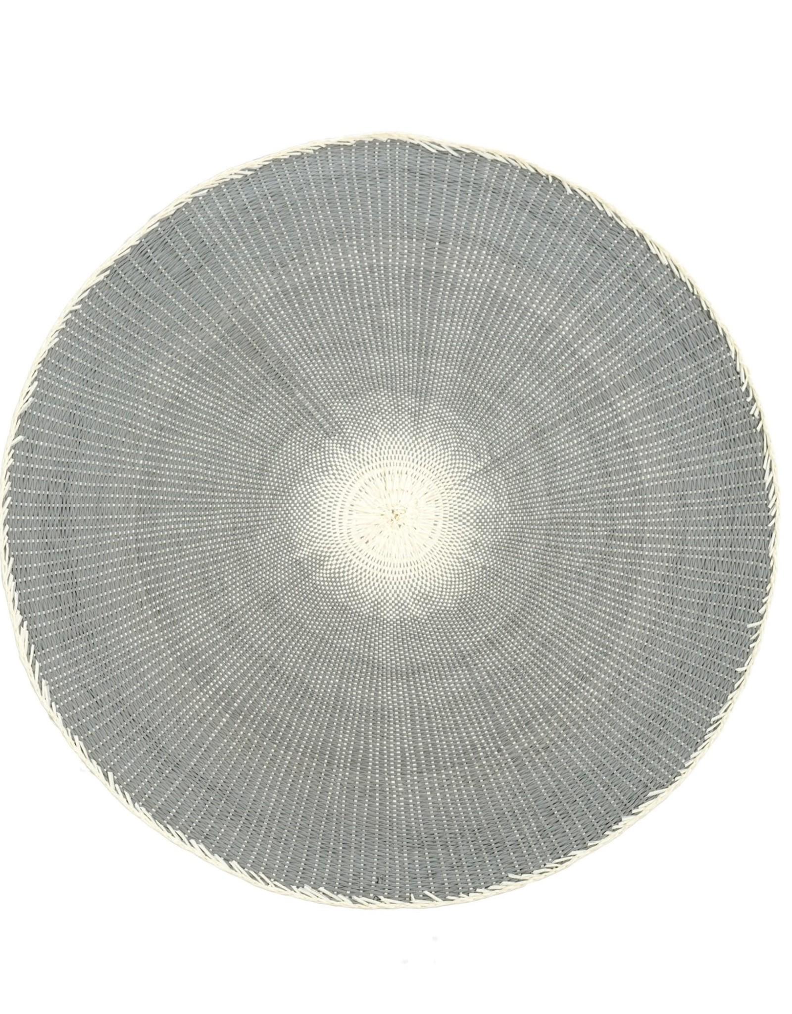 Indaba Willa Placemat - Stone