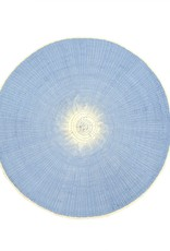 Willa Placemat - Light Blue