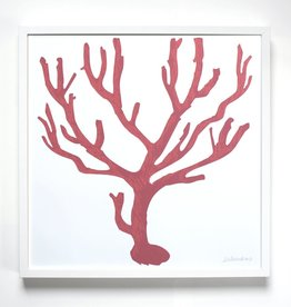 Banquet Atelier & Workshop Italian Red Coral Art Print