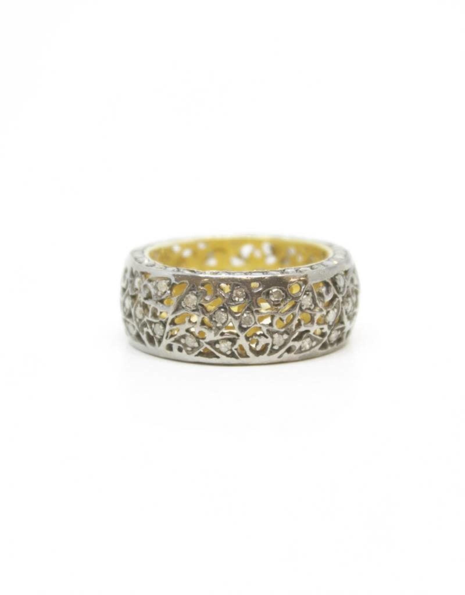 Himatsingka Veil Diamond Ring