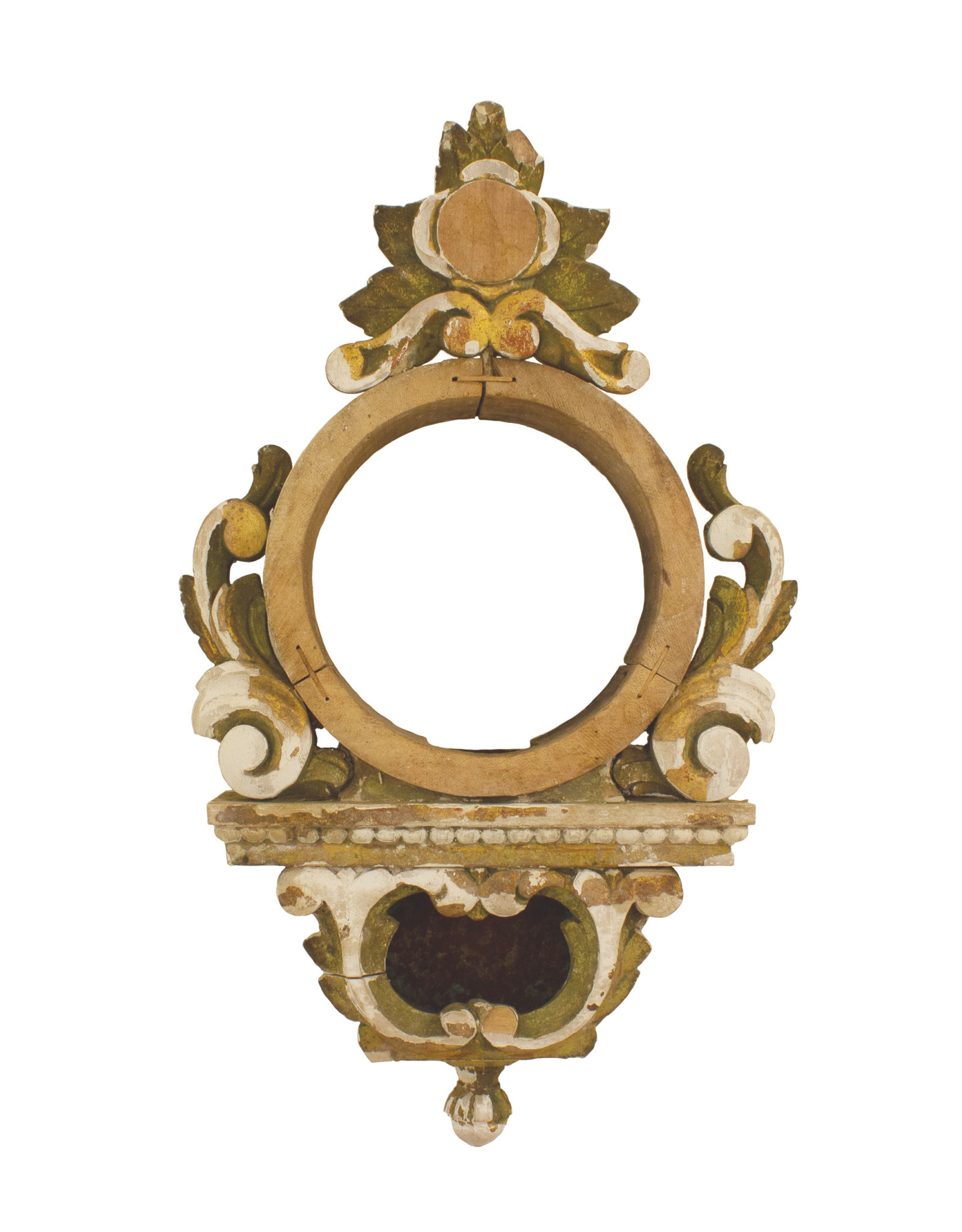 Antique Clock Frame (~1890)