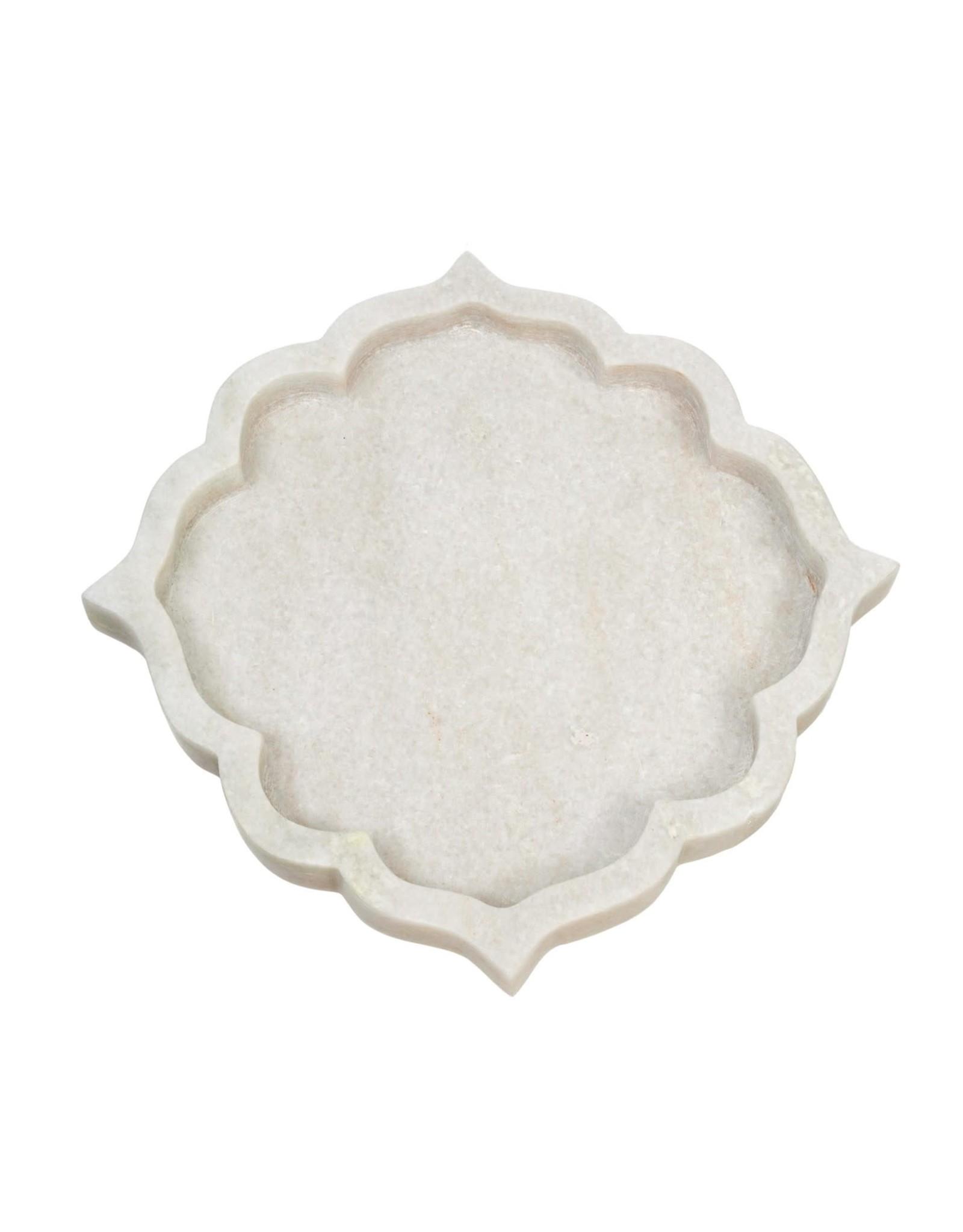 Arabesque Marble Tray - Small