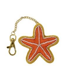 Seastar Keychain
