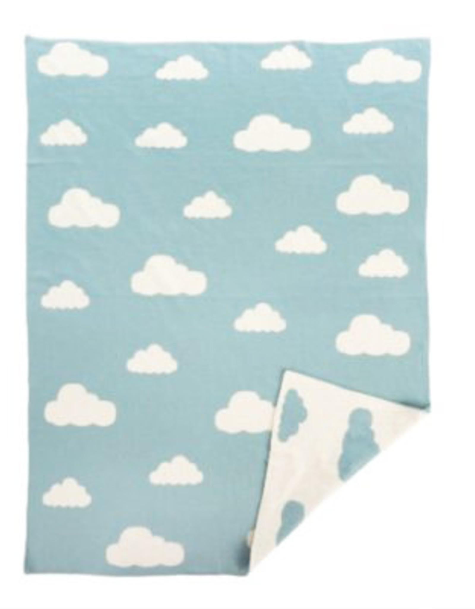 Indaba Cloudy Skies Baby Blanket
