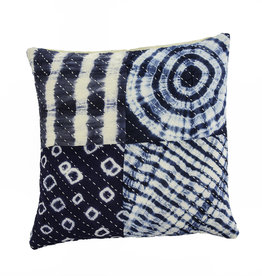 Tye Dye Patch Pillow