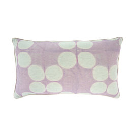 Tye Dye Pillow - Wisteria