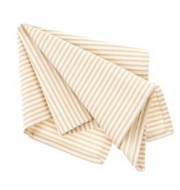 Beige Ticking Napkins - Set of 4