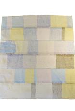 Etnik Halicilik Vintage Handwoven Anatolian Kilim Rug - Multicolor Pastel Patch