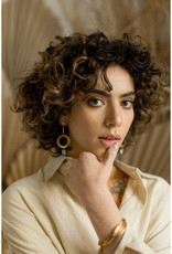 Hailey Gerrits Designs Aspen Earrings - Prehnite