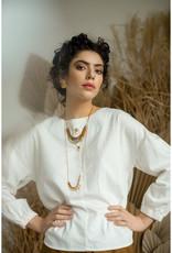 Hailey Gerrits Designs Avena Necklace - Labradorite