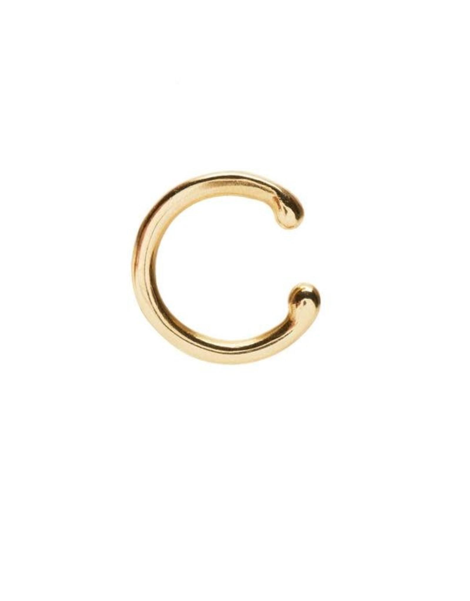 Scosha Gold Ear Cuff