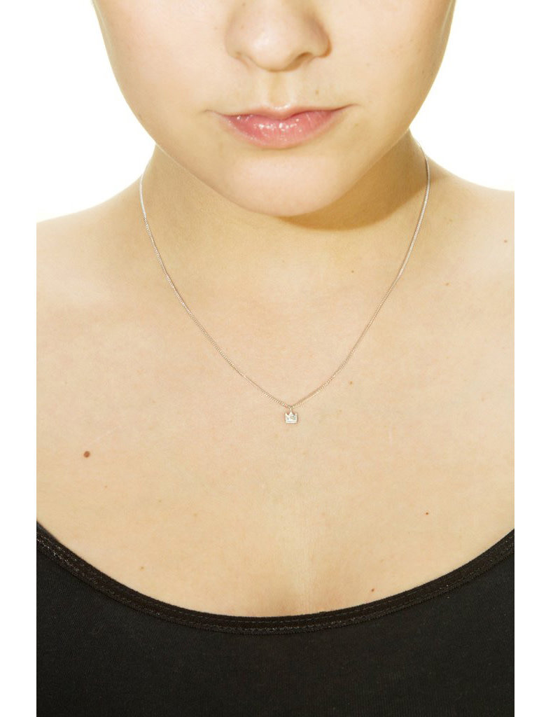 Scosha Gold Crown Necklace
