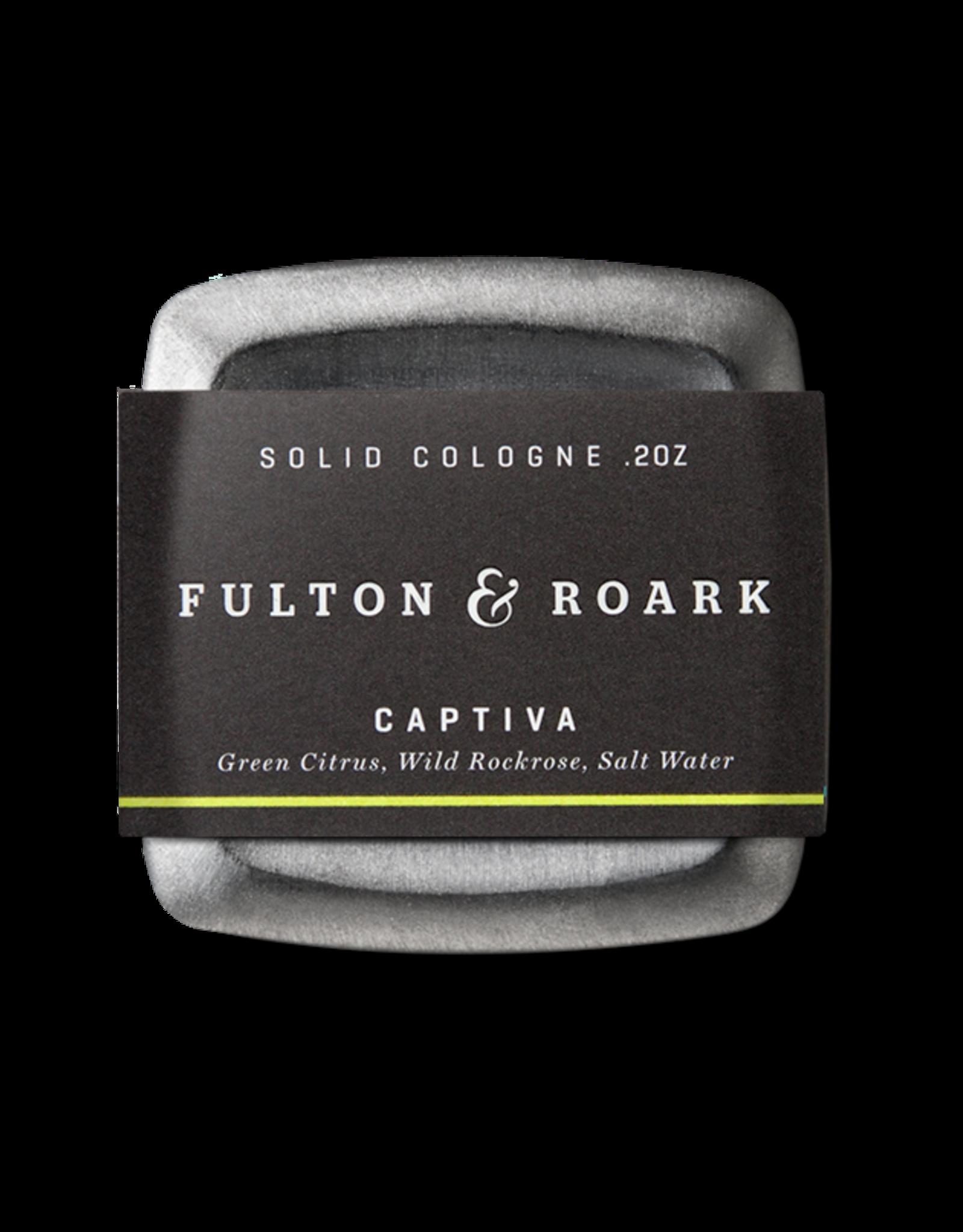 Fulton & Roark Captiva Solid Cologne