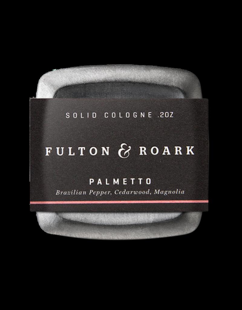 Fulton & Roark Palmetto Solid Cologne
