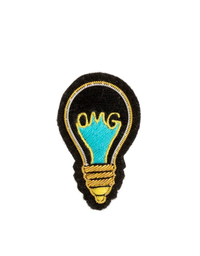 """""""Light Bulb"""" Patch Pin"""