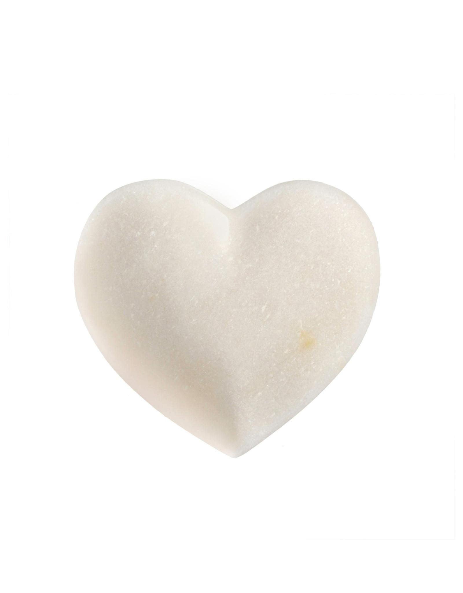 Indaba Marble Heart Dish - Large