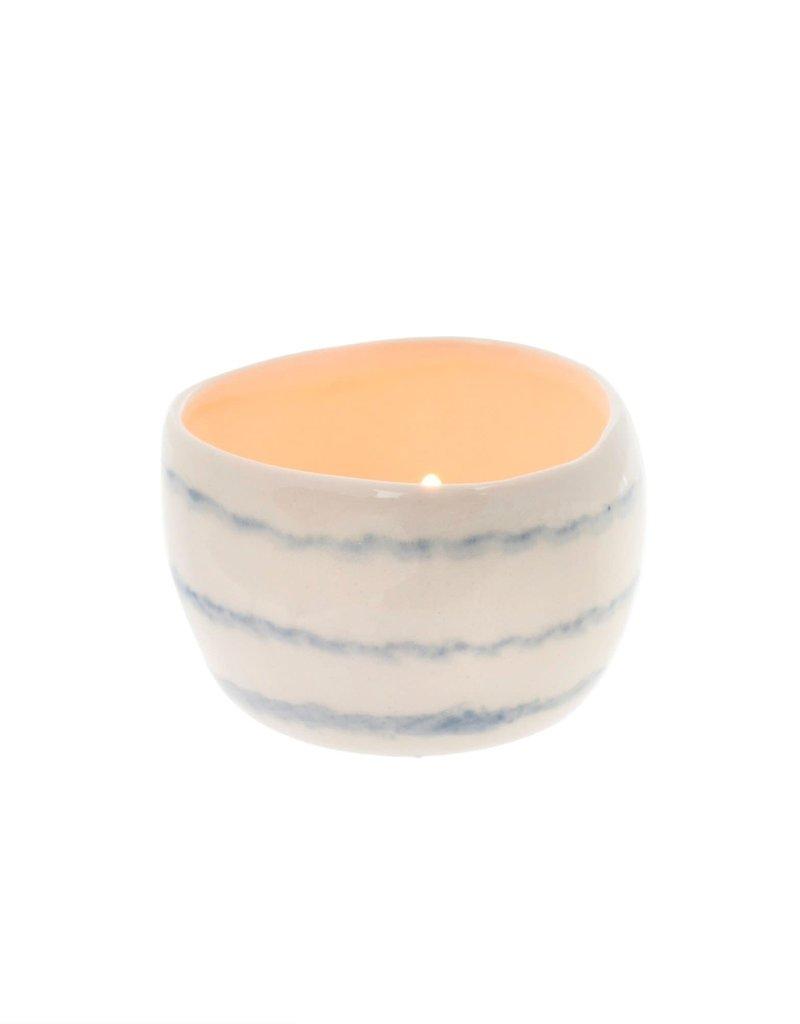 Blue Waves Petit Pot/Votive