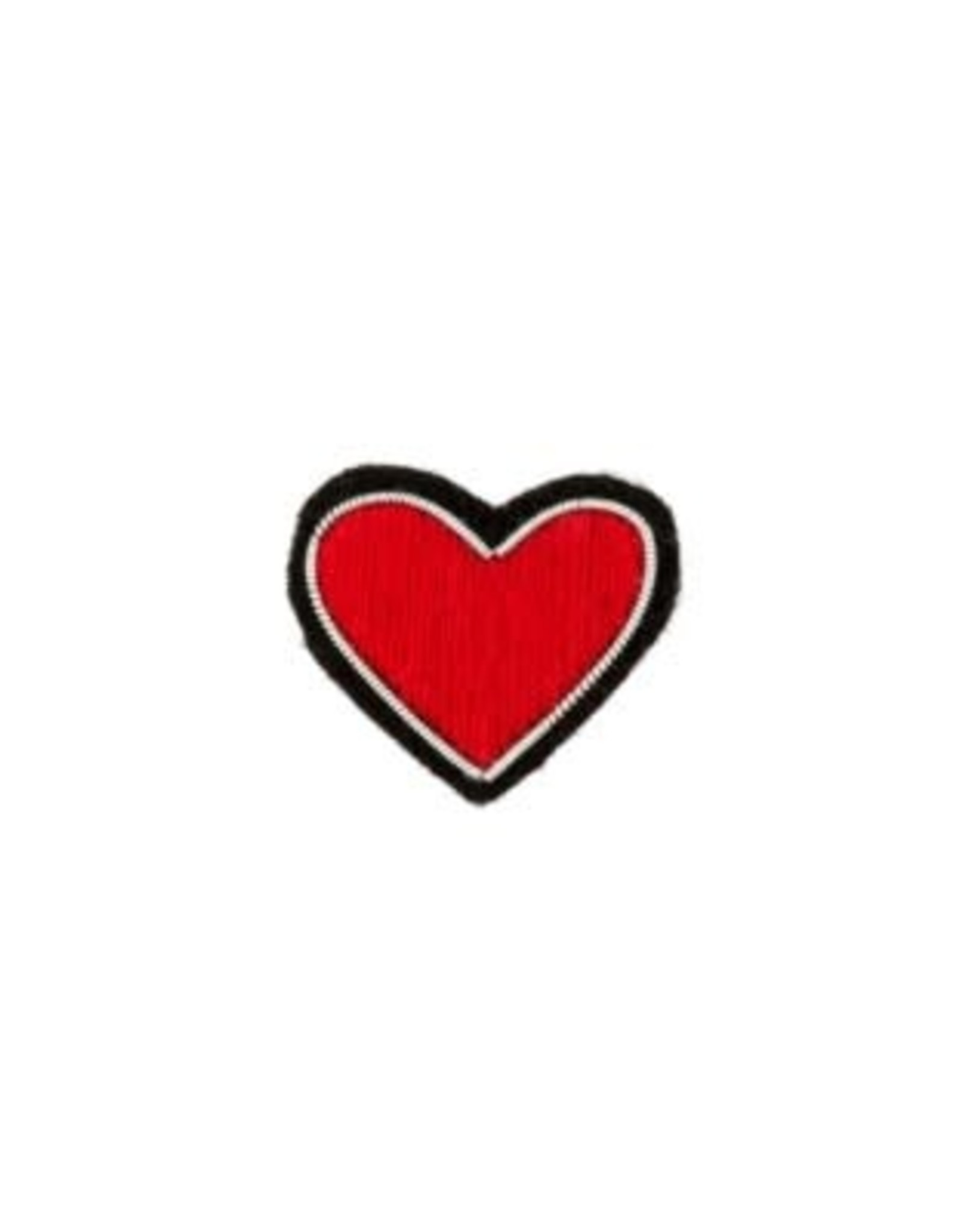 """Indaba """"Red Heart"""" Patch Pin"""