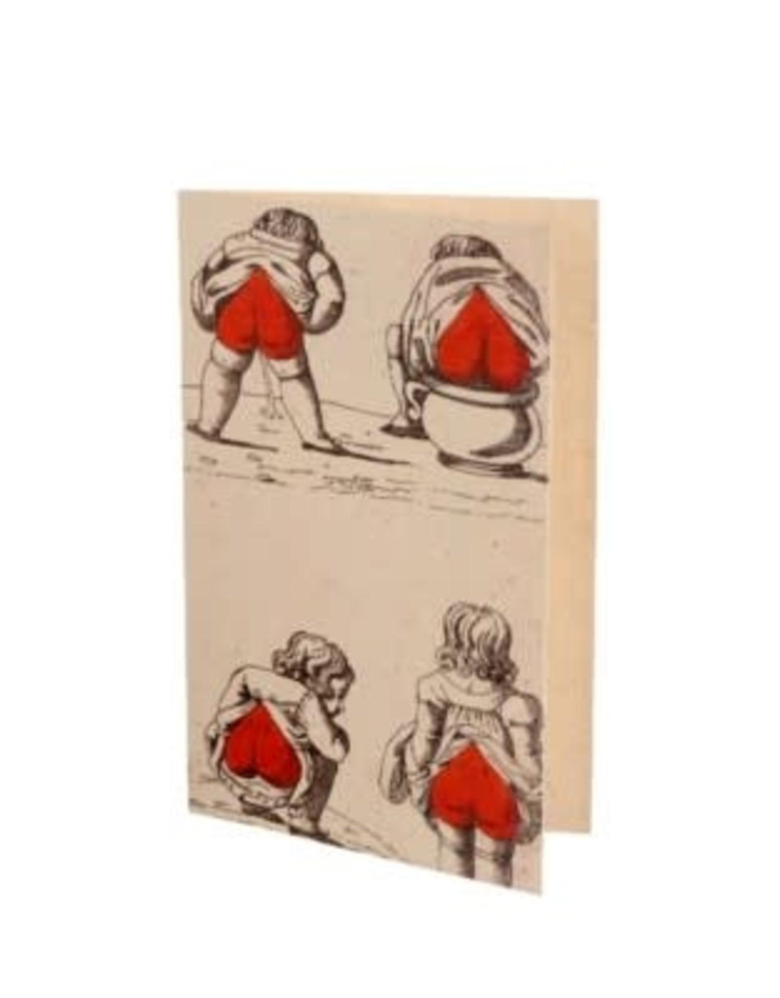 """Indaba """"Heart"""" Card"""