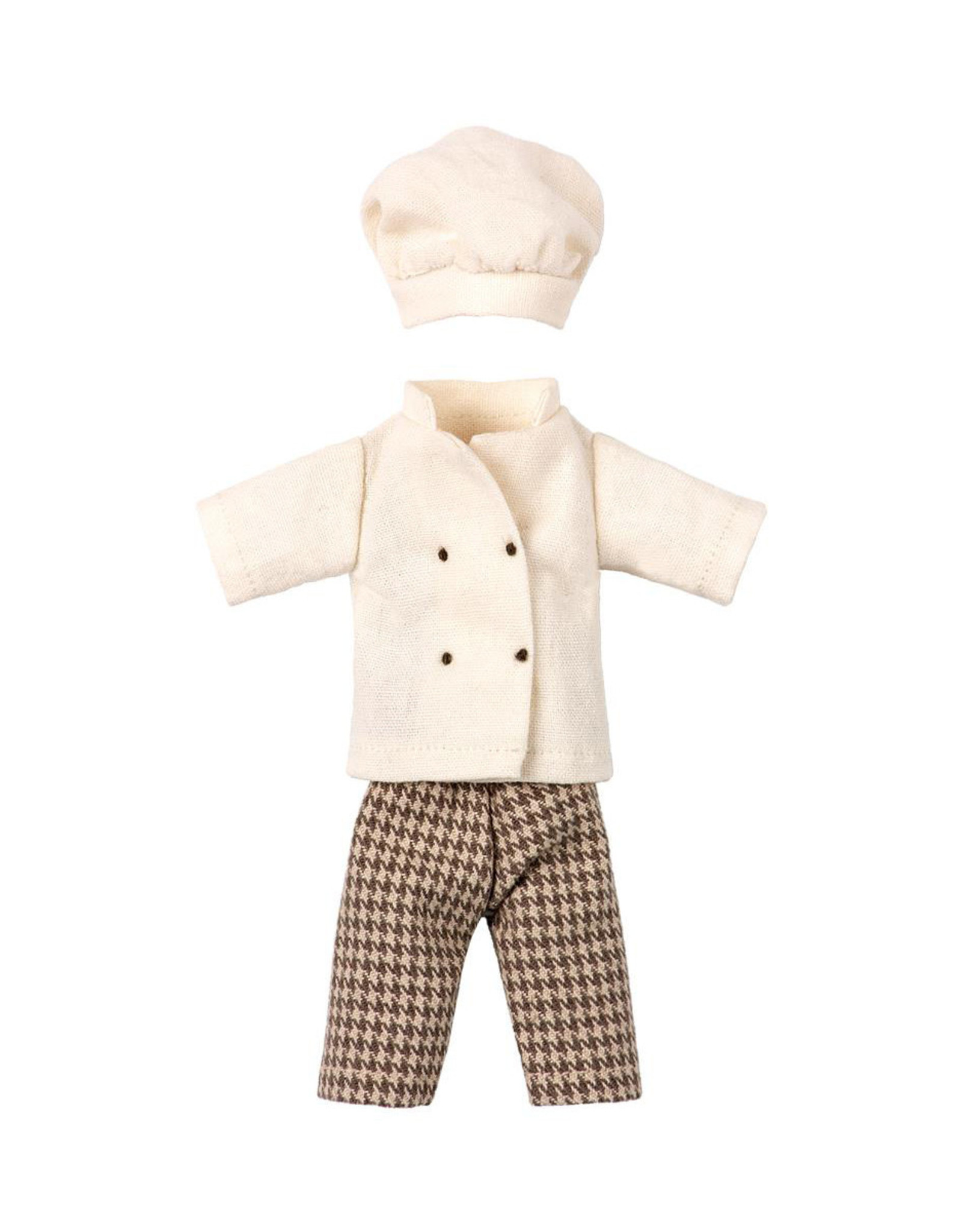 Maileg Dad Mouse Outfit - Chef