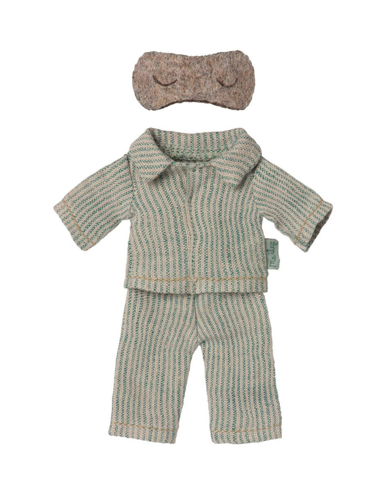 Maileg Dad Mouse Outfit - Pyjamas