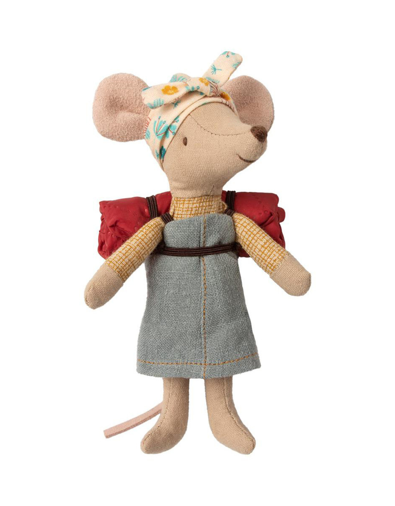 Maileg Big Sister Hiking Mouse