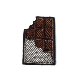 Macon & Lesquoy 'Chocolate' Pin
