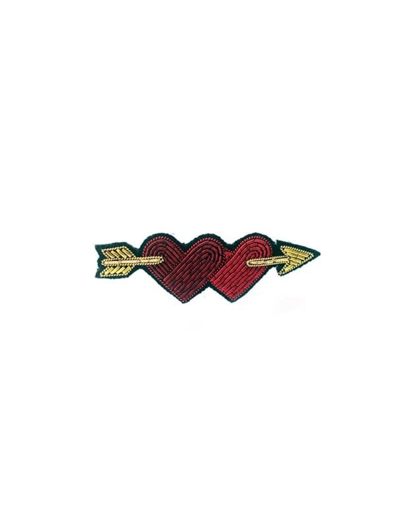 Macon & Lesquoy 'Love Hearts' Pin
