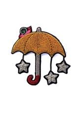 Macon & Lesquoy 'Umbrella' Pin