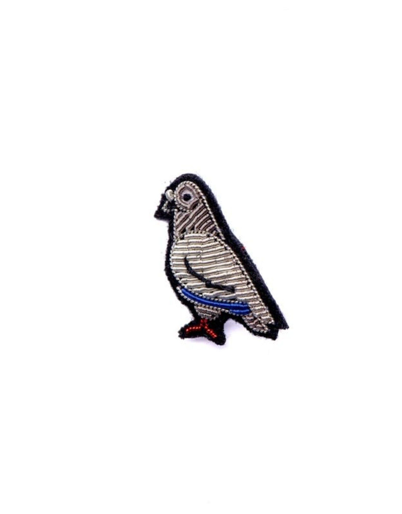 Macon & Lesquoy 'Pigeon' Pin