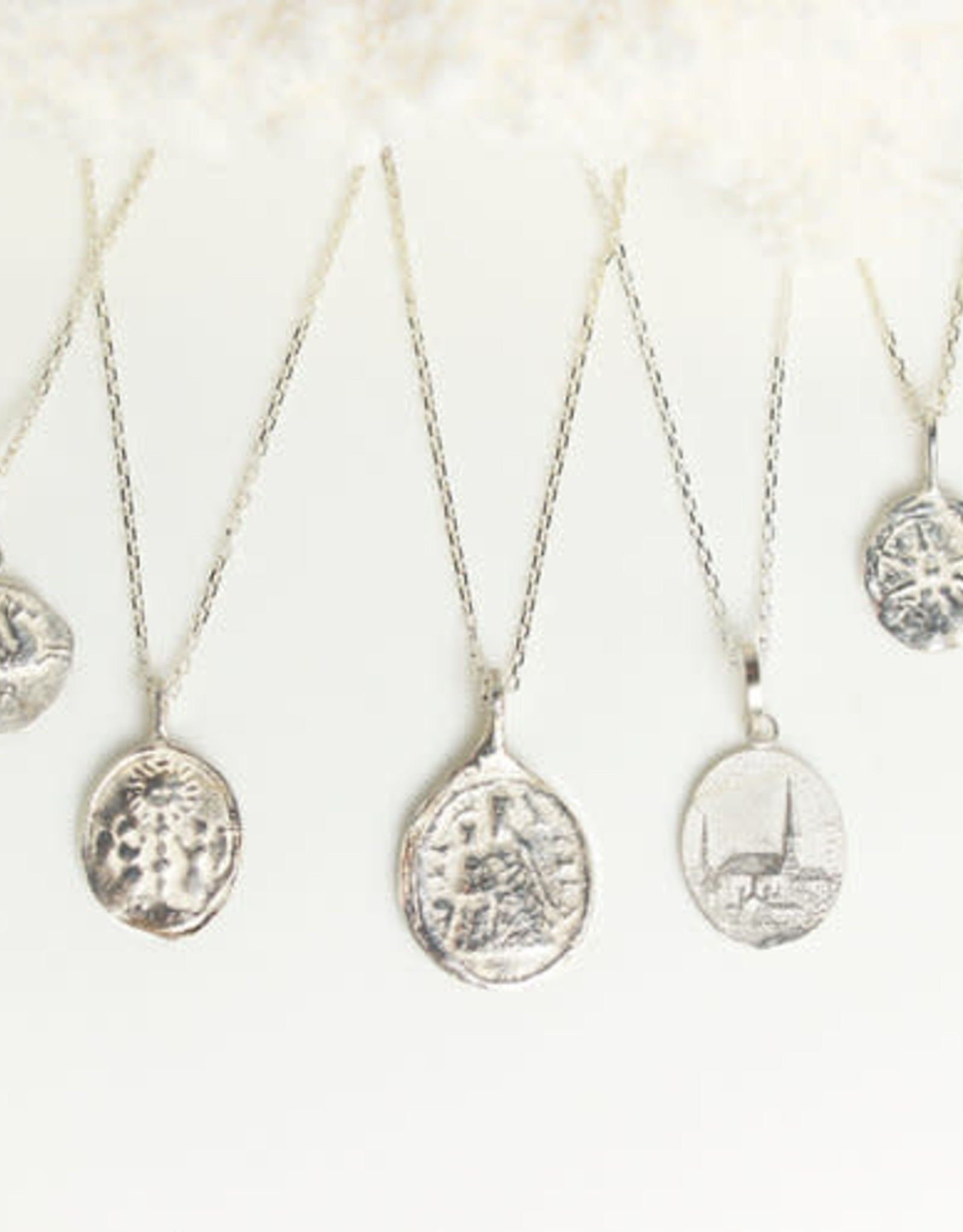 Robin Haley Jewelry Mary Artifact Necklace