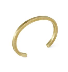 Craighill Uniform Square Cuff - Brass