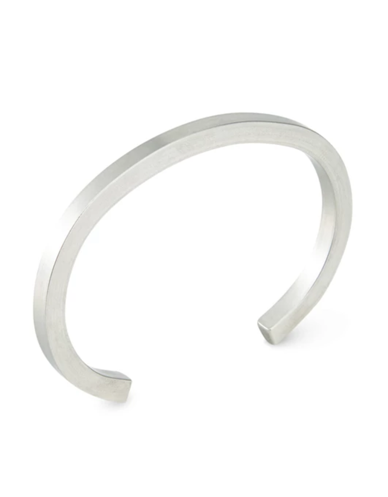 Craighill Uniform Square Cuff - Stainless Steel