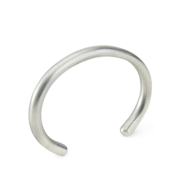 Craighill Uniform Round Cuff - Stainless Steel